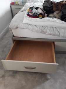 bespoke bed base