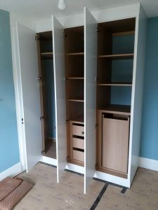 bespoke bedroom wardrobes